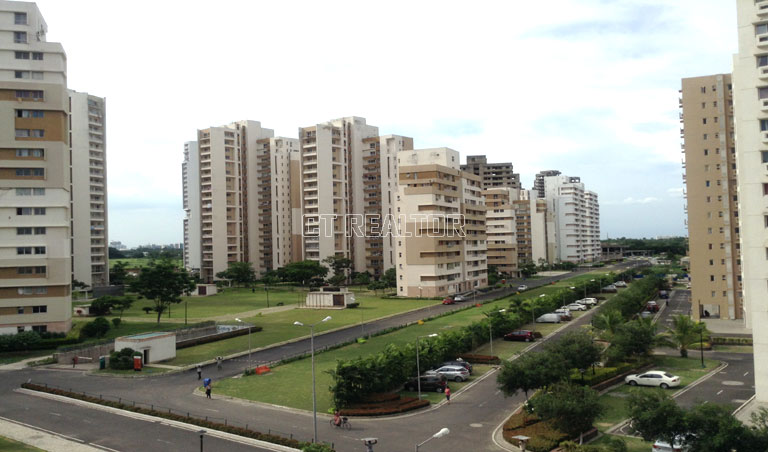 apartments for Rent in Uniworld City New Town Kolkata ID13