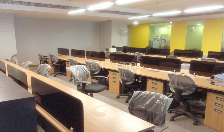 140 Seats BPO space for Rent in Sector-V Salt Lake Kolkata id14