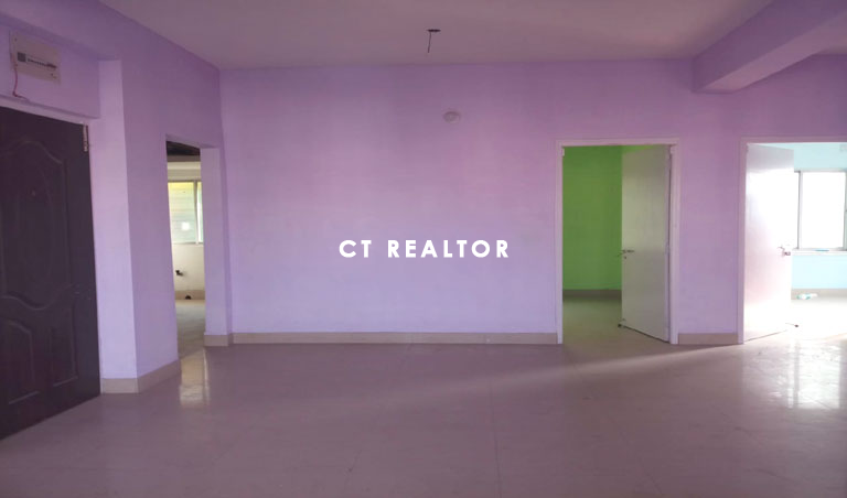 3 BHK Co-Operative Flats for Sale in New Town Kolkata ID133