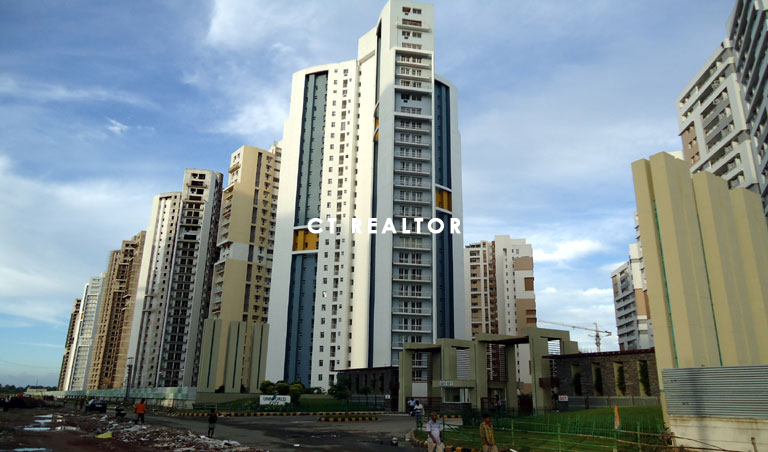 3 BHK Flats for Sale in Unitech Heights New Town Kolkata ID130