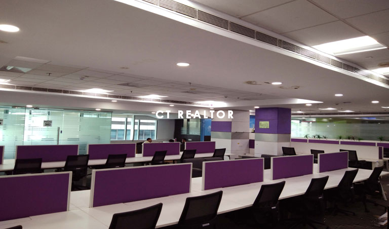 Office for Rent in Sector-V Salt Lake Kolkata id23